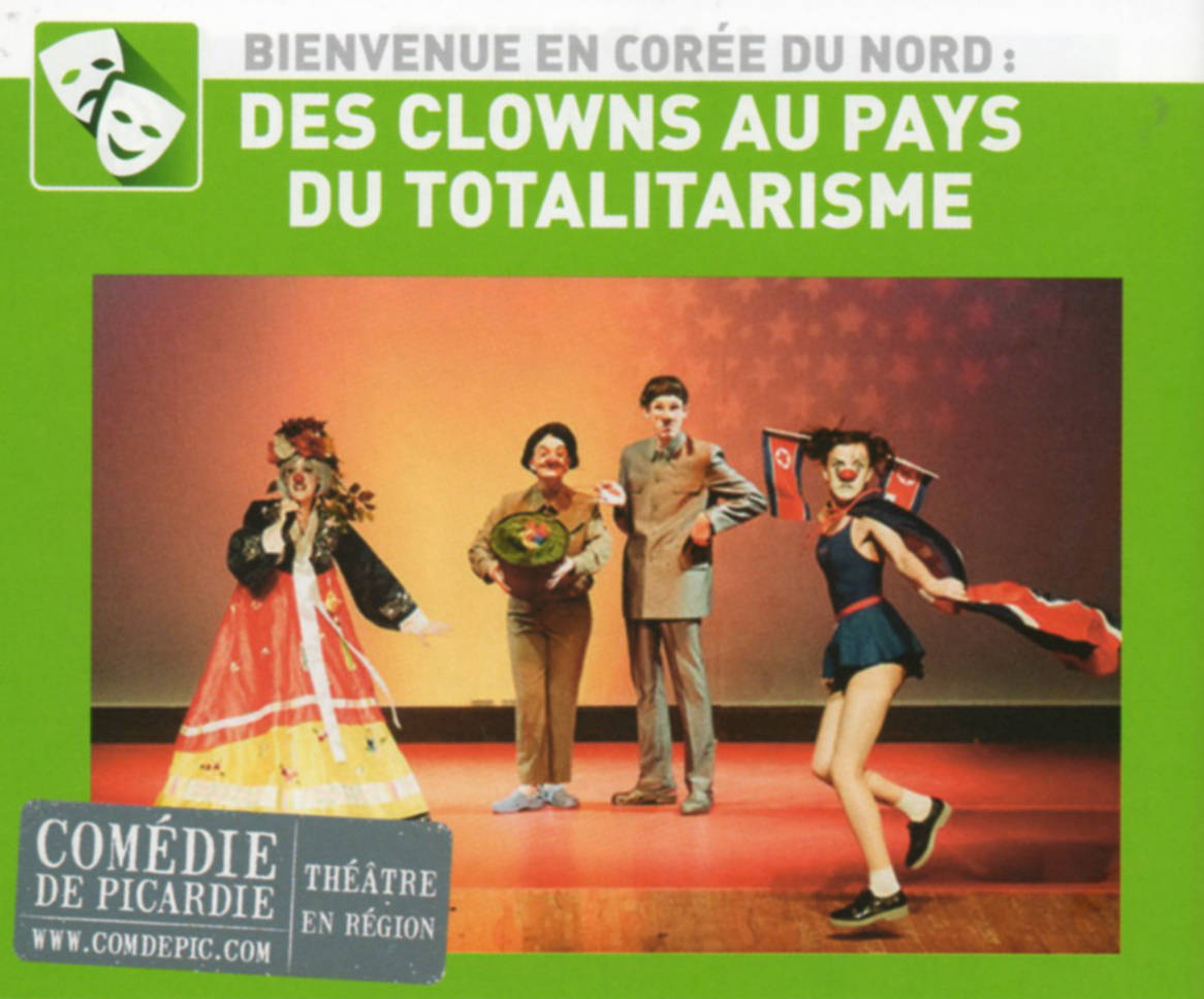 clowns totalitarisme