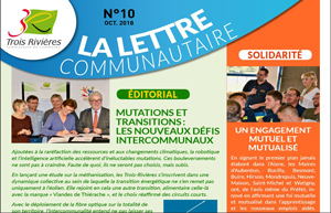 newsletter octobre 2018